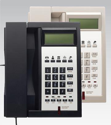 Телефон TeleMatrix модель 3302IP-MWD5