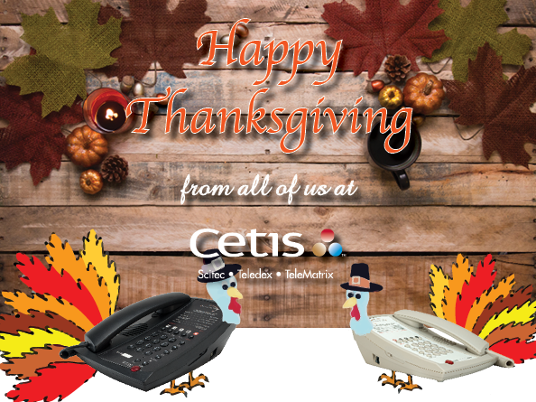 Счастливого Дня благодарения!